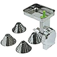 Mozzarella and vegetable cutter attachment for TC12, TG12, TC22 and TG22 APPTMV