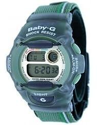 Reloj Casio Bg-370Sv-3Zt Baby-G Crono 200M