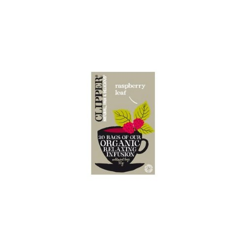 Organic Raspberry Leaf Tea (20 Bag) - x 3 Pack Savers Deal