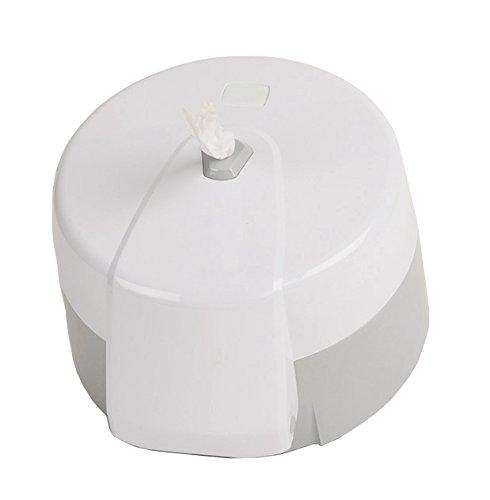 SEMY dispensadores papel higiénico plástico rollos