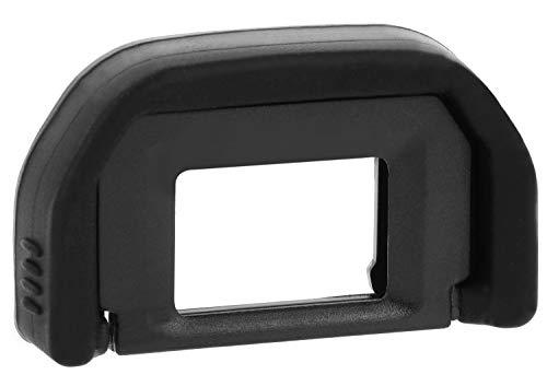 com-four® Augenmuscheln passend für Canon EOS 700D 650D 600D 550D 1000D 1100D 450D 400D 350D (01 Stück)