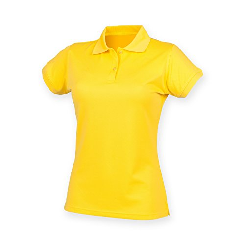 HenburyDamen  Polo ShirtPoloshirt Gelb