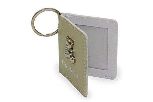 Precious Enkelkind Schlüssel Ring Schlüsselanhänger Bilderrahmen–hinzufügen spezielle Fotos