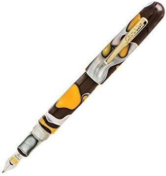 Conklin All American Fountain Pen, Stub Nib, giallostone (CK71403) (CK71403) (CK71403) by Conklin | Autentico  | Il Nuovo Prodotto  | bello  3d1bdf