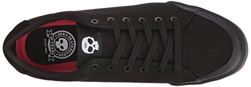 C1RCA Mens AL50R Adrian Lopez Durable Cushion Sole Skate Skateboarding Shoe Black/Zero