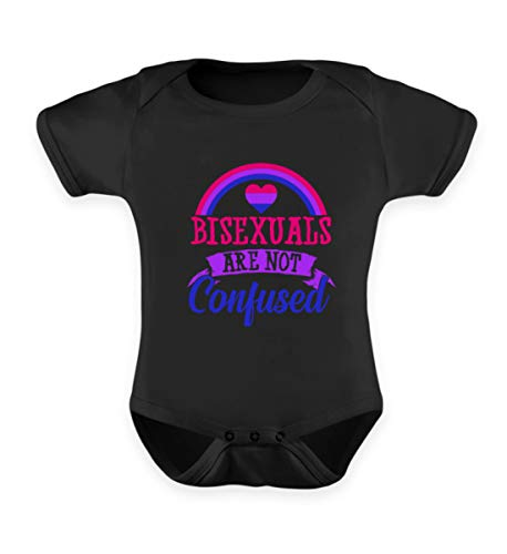 EBENBLATT LGBT Bisexuelle Lesben Bisexuals Flagge Bisexualität Frauen Identität Geschenk Geschenke - Baby Body