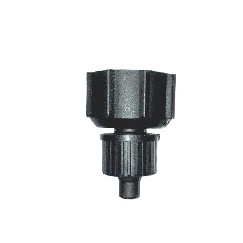 Ribiland prpc8 x Adaptateur pour Lance et poignées, Noir, 4 x 2,5 x 2,5 cm