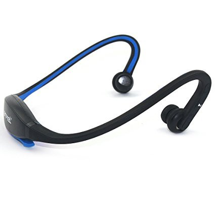 Captcha Sony Xperia M2 Dual Compatible Certified Captcha Mpbl-020 Sports Bluetooth Headset Headphones (With Mic Function For Calling)