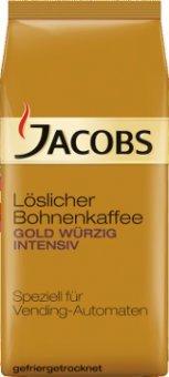 Jacobs Vending Gold würzig intensiv / gefriergetrocknet, 8 x 500 g = 4,00 kg