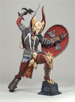 Spawn Figur Serie 33 Age of Pharaohs: Spawn the Immortal