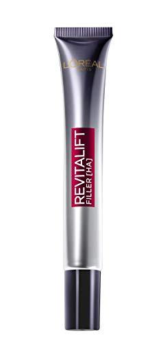 L\'Oreal Paris Dermo Expertise, Contorno de Ojos Rellenador de Revitalift Filler y Ácido Hialurónico, 15 ml