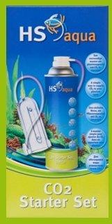 Hs Aqua Co2 Starter Set - für Aquarien bis 100 Liter