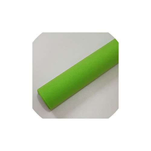 Weißer Schaum Papier 10 Blatt Foamiran 50x50 cm Bunte EVA Fertigkeit-Papier DIY Materialien Cut Spong Papiere Dekoration für Kinder, 4 - Harmonie Blättern