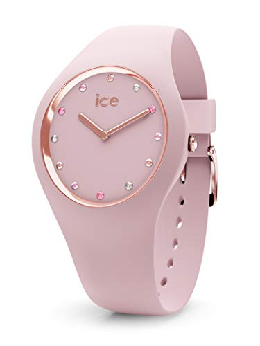 Ice-Watch IC016299 ICE Cosmos Watch Woman Silicone Pink