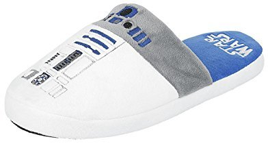 Star Wars, zapatillas, R2-D2, tamano 38-41