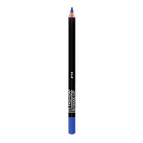 FASHION MAKE UP - Maquillage Yeux - Crayon Bois - N° 15 Océan