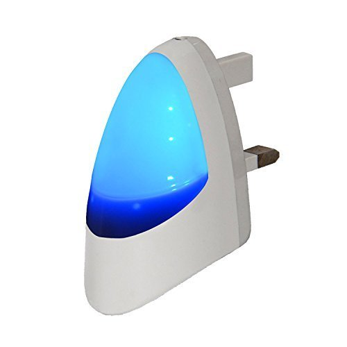 economie-denergie-led-night-light-plug-automatique-en-crepuscule-2-dawn-sensibles-nuit-lumiere-bleu-