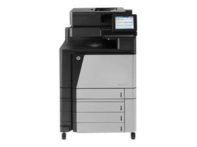 HP Color LaserJet Enterprise flow MFP M880z - Multifunktionsdrucker - Farbe - Laser - A3 (297 x 420 mm), Ledger (279 x 432 mm) (Original) - A3/Ledger