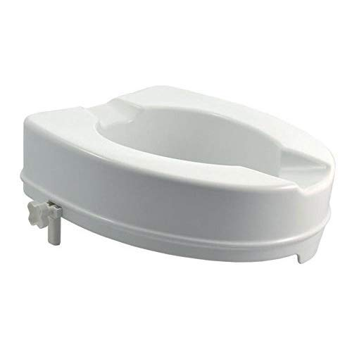 Peachy Invacare Aquatec 90 Toilet Seat Raiser Lid White Caraccident5 Cool Chair Designs And Ideas Caraccident5Info