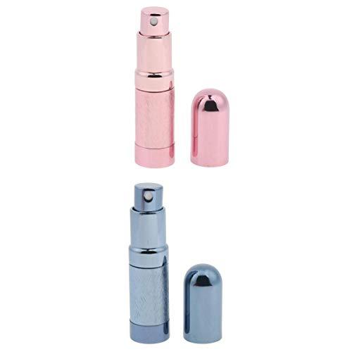 Fenteer 2x Bouteilles de parfum vides Atomiseur Rechargeable