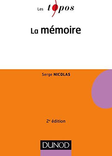 La mémoire - 2e éd.