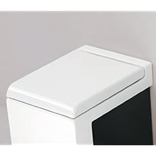artceram La Fontana WC-Sitz weiß, Soft-Close, LFA005