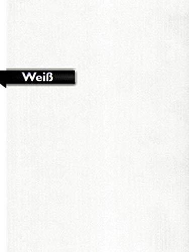 Livello di ristrutturazione delle scale con decorazione, colore bianco, livello di campionamento circa 20 cm x 20 cm e un CD con tutte le informazioni per la ristrutturazione delle scale - Azione: consegna gratuita.