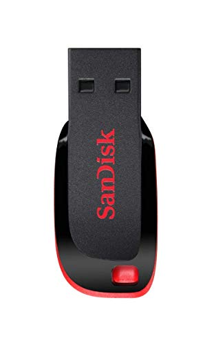 SanDisk 128GB Cruzer Blade USB Flash Drive