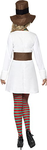 Imagen de generic  353 981  disfraz muñeco de nieve mujer de navidad  grande alternativa