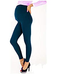37285102e0aa8 Papaval Pregnant Women Stretchy Leggings Long Pants Maternity Elastic  Casual Trousers