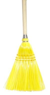 Magnolia Brush 466 Lobby Broom, Plastic Bristles, 39