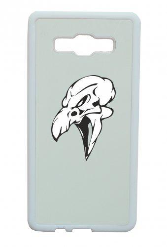 Smartphone Case dinosauro Cranio rettili urlando scheletro rocker Frecce Club Gothic Biker Skull Emo Old School per Apple Iphone 4/4S, 5/5S, 5C, 6/6S, 7& Samsung Galaxy S4, S5, S6, S