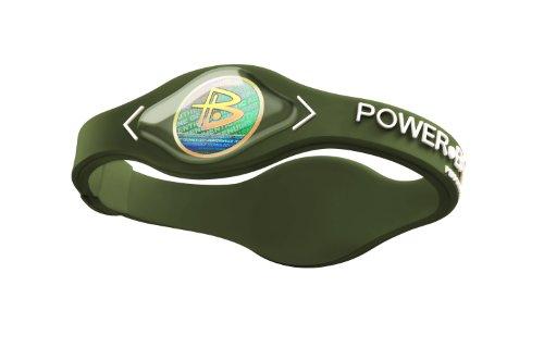 Power Balance / GWSA09BK00WTLP Bracelet silicone Green/White