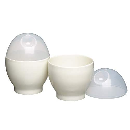 31jVNuqj%2B2L. SS500  - Kitchen Craft Microwave Egg Boiler Set, 2 Pieces