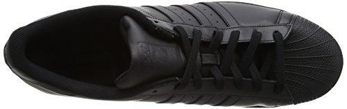 adidas Herren Superstar Foundation Laufschuhe Schwarz (Core Black/core Black/core Black)
