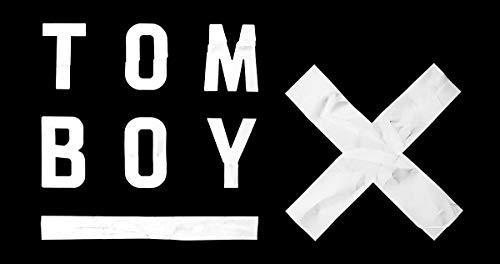 TomboyX JEDES Body Rüschen-Bralette, Baumwolle für ganztägigen Komfort, verstellbare Träger und drahtlos, XS bis 4X - Schwarz - Groß - 5