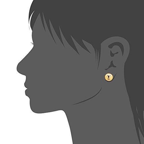 12mm Argent 925 Boucles d'oreilles / Clous et puces pour Filles et femmes des oiseaux