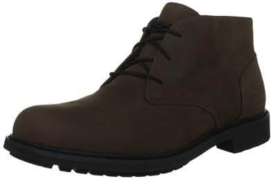 Timberland Ek Stormbuck Chukka, Chaussures de ville homme, Braun (Burnished Dark Brown Oiled), 41 EU