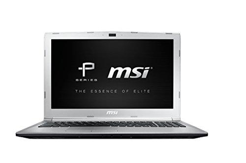 MSI Prestige PL62 i7 15.6 inch HDD Silver
