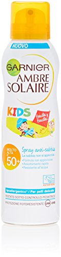 kids spray anti-sabbia spf 50+ 200 ml