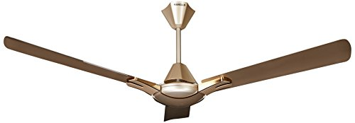 Havells Nicola 1200mm Ceiling Fan (Gold Mist Copper, Pack of 2)