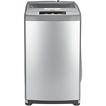 Haier 6.2 kg Fully-Automatic Top Loading Washing Machine (HWM62-707NZP, Silver Grey)