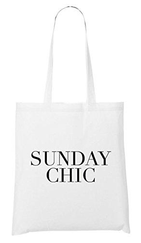 Sunday Chic Sac Blanc