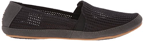 Reef Damen Shaded Summer Tx Sneaker Black (Schwarz Mesh)