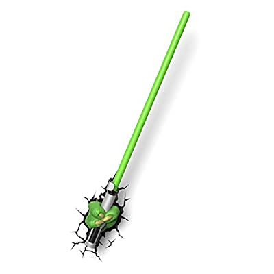 NEU Star Wars 3D Light - Yoda Light Saber