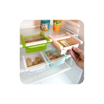 refrigerator racks. celebrationgift multi purpose fridge storage racks, shelf for easily maintaining your extra meals, sweets refrigerator racks b