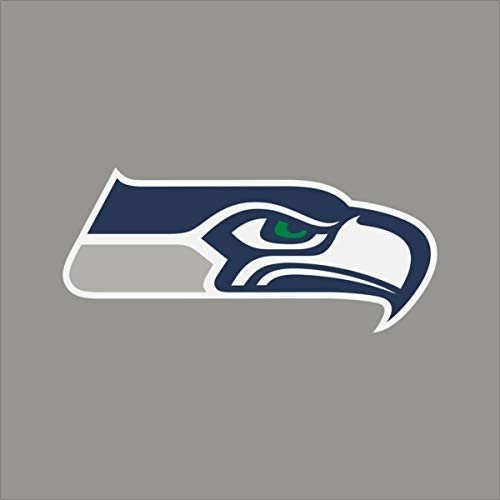 Wandaufkleber 3D Wandtattoo Seattle Seahawks # 2 Team Logo Vinyl Aufkleber Aufkleber Autofenster Wand