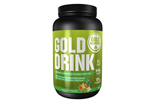 GoldNutrition Goldrink  Isotónico