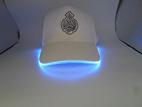 Biz Direct Online - Gorra béisbol luz LED Exteriores