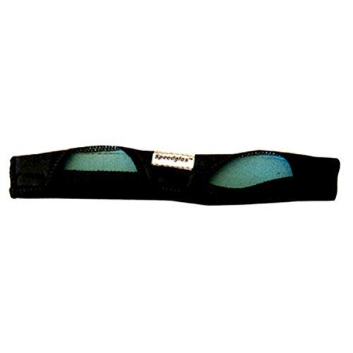 3M 168010Schweißband, flauschige Baumwolle, schwarz (2Stück)